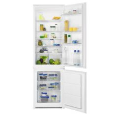 Zanussi ZNLN18FS1 Integrated 70:30 Built-In Fridge Freezer