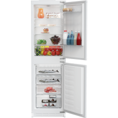Zenith (Beko Plc) ZICSD355 Integrated Static Fridge Freezer - A+ Energy Rated
